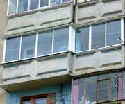 Остекление балконов и лоджий волга ооо волга - производствен.