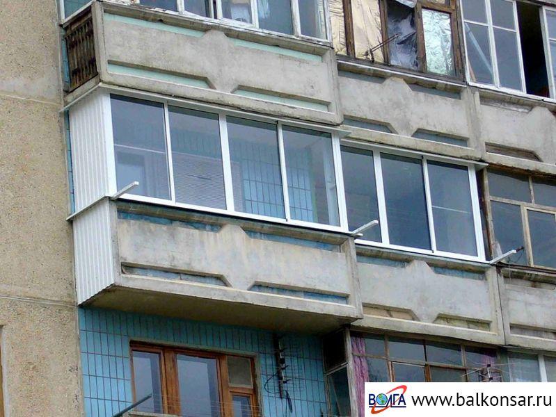Остекление балконов и лоджий в домах 90 серии волга ооо волг.