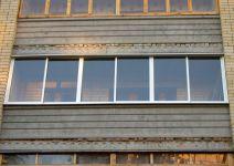 Алюминиевые лоджии волга ооо волга - производственная компан.