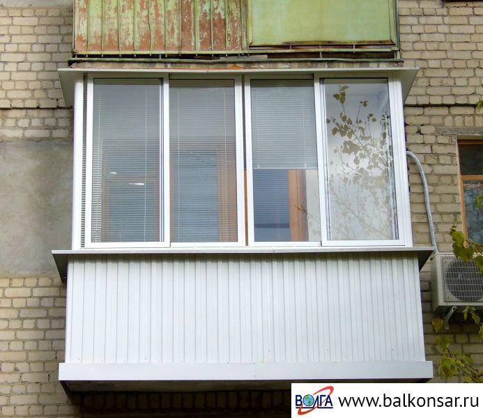Козырьки для балконов в хрущевках фото цены..